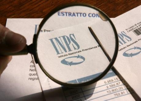 CONTRIBUTI INPS ARTIGIANI E COMMERCIANTI PROPORZIONALI AL REDDITO CONSEGUITO